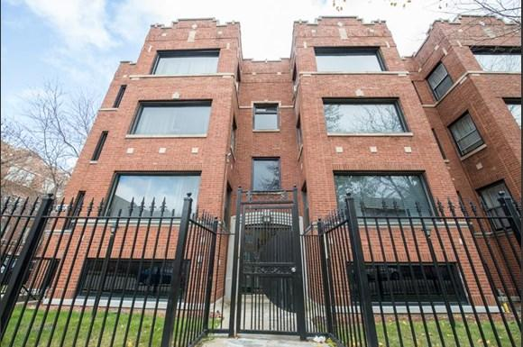 7801 S Kingston Ave Apartments Chicago Exterior