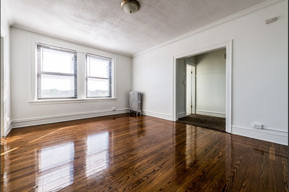 Chatham Apartments for rent in Chicago   741 E 79th St Living Area