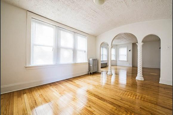 Living Room of 8236 S Maryland Apartments in Chatham