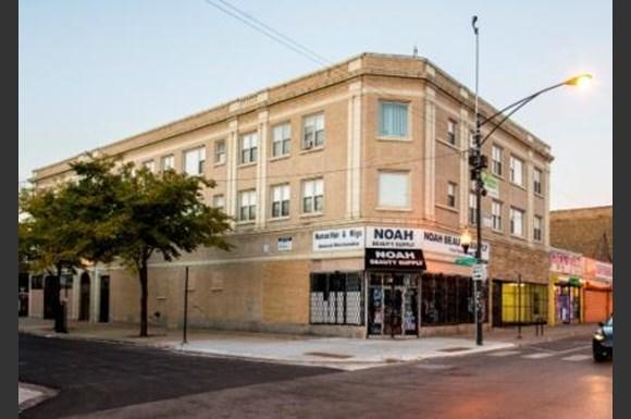 6306 S Artesian Ave Apartments Chicago Exterior