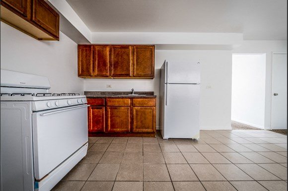 8100 S Drexel Ave Apartments Chicago Kitchen