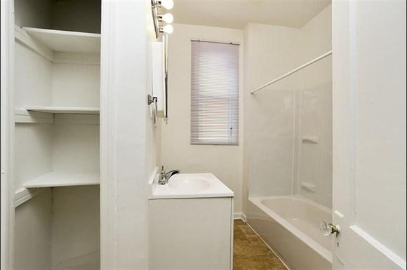 2826 Windsor Ave Apartments Baltimore Bathroom