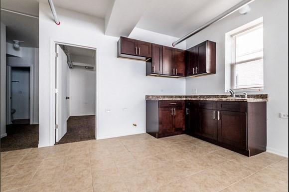 Cragin Apartments for Rent in Chicago | 2610 N Laramie Kitchen