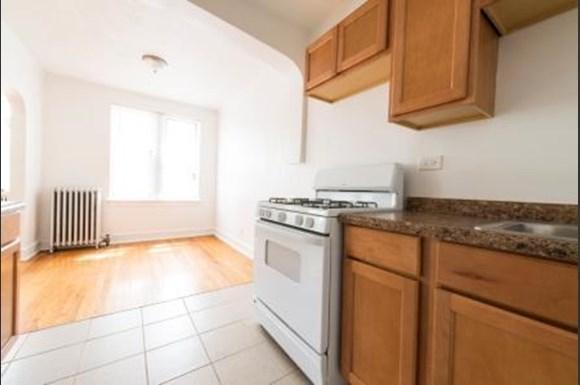 222 E 109th St Apartments Chicago Kitchen