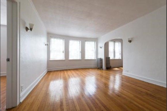 222 E 109th St Apartments Chicago Living Room