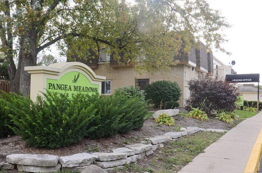 Pangea Meadows Apartments Indianapolis Exterior