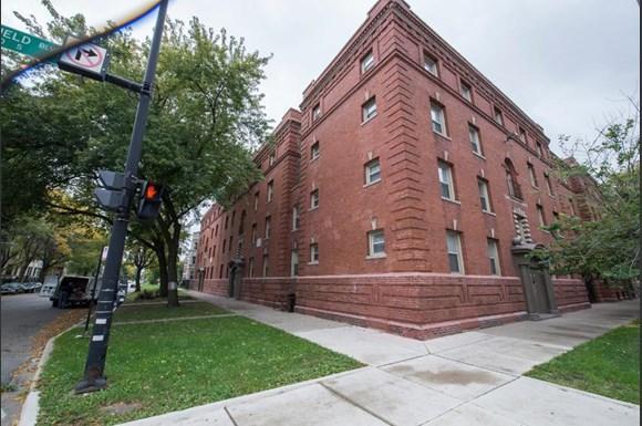 5504 S Wabash Ave Apartments Chicago Exterior