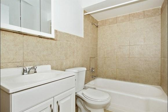 8806 S Cottage Grove Ave Apartments Chicago Bathroom