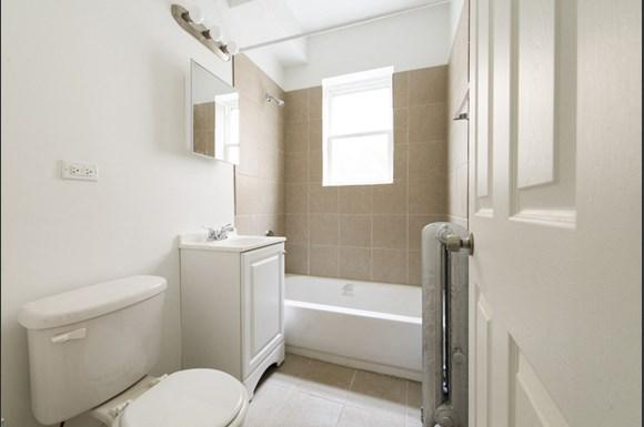 1010 S 2nd Ave Apartments Chicago Bathroom