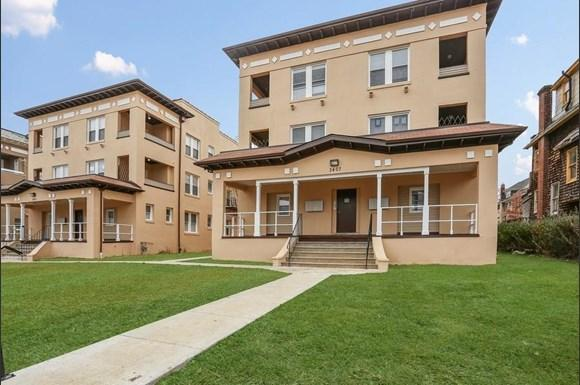 3407 Fairview Ave Apartments Baltimore Exterior