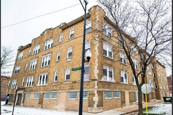 701 S Karlov Ave Apartments Chicago Exterior