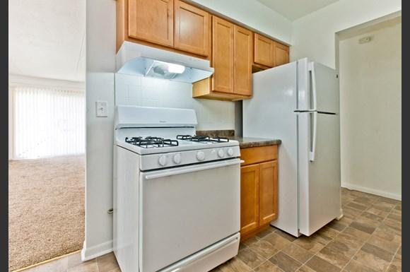 10 W 137th St Apartments Chicago Kitchen