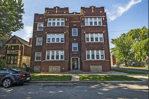 7135 S Blackstone Ave Apartments Chicago Exterior