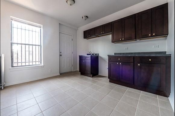 330 N Pine Apartments Chicago Kitchen
