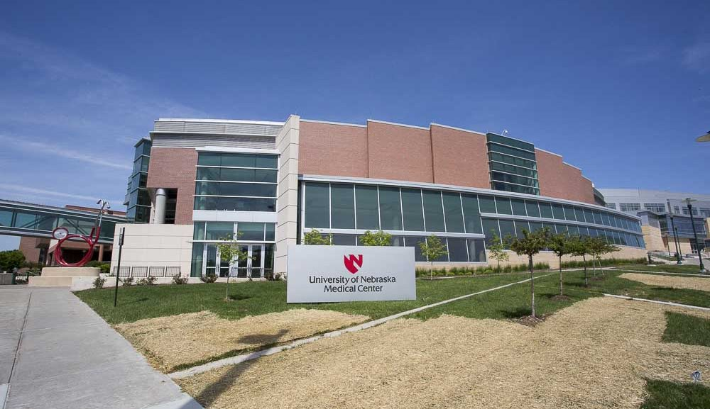 UNMC is within walking distance of The Conrad apartments