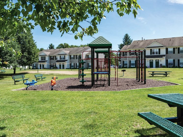 playground at Waterford Pines Apartments
