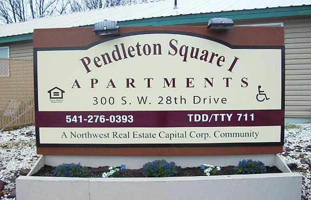 Apartment Sign