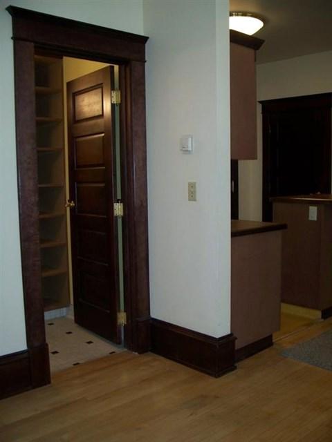 Beautiful Wood Doors and Trim