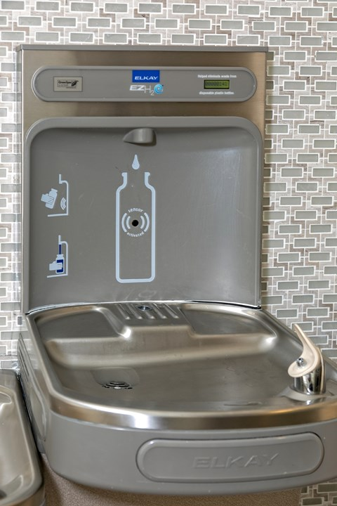 Eco-Friendly Water Fountain