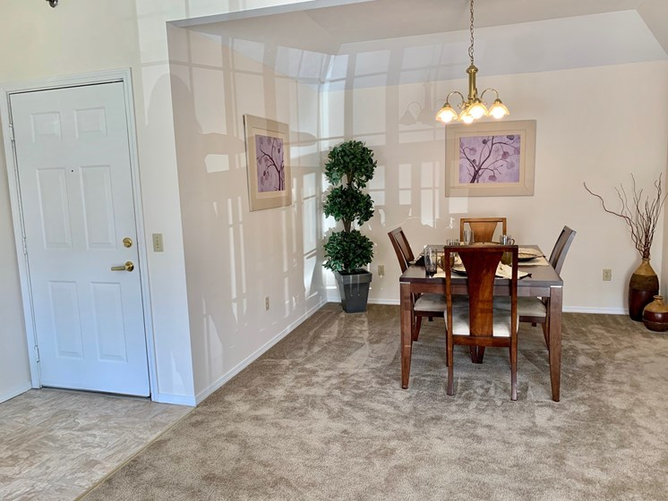 Large Dining Room at Blueberry Hill Apartments, Rochester, NY