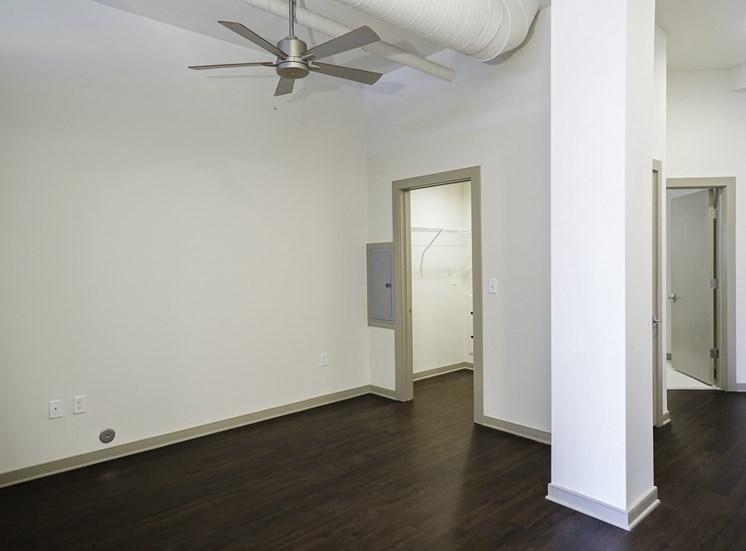 Axis Apartments in Hampton VA Living Area