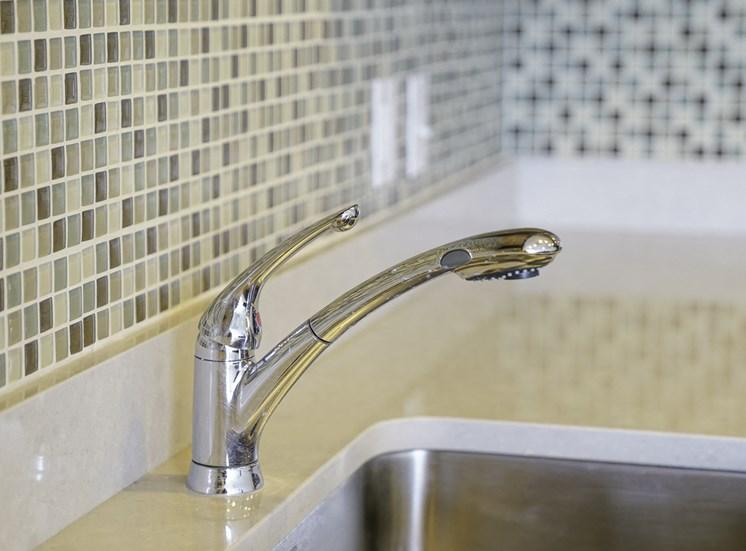 Faucet Luxury apartments in Hampton VA