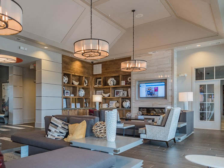Access Controlled Community at Abberly Waterstone Apartment Homes by HHHunt, Virginia, 22554