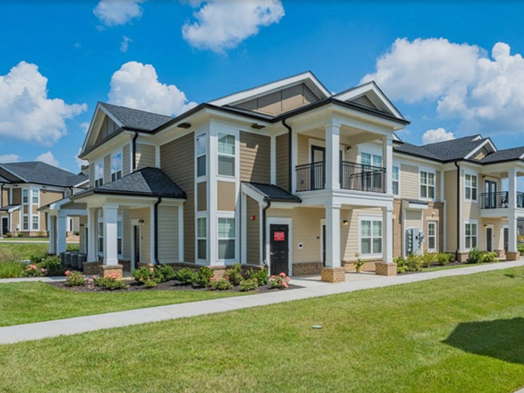 Apartments With Private Balcony at Abberly Waterstone Apartment Homes by HHHunt, Stafford, VA, 22554