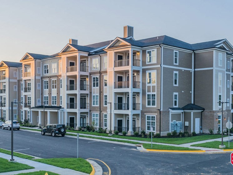 Attractive Apartments Available at Abberly Waterstone Apartment Homes by HHHunt, Stafford, VA
