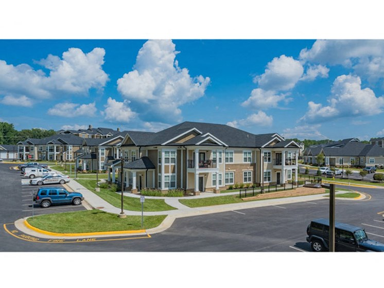 Ample Parking Space at Abberly Waterstone Apartment Homes by HHHunt, Stafford, 22554