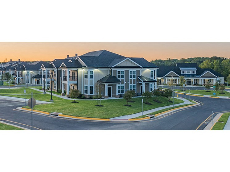 Sophisticated Apartment Living at Abberly Waterstone Apartment Homes by HHHunt, Virginia