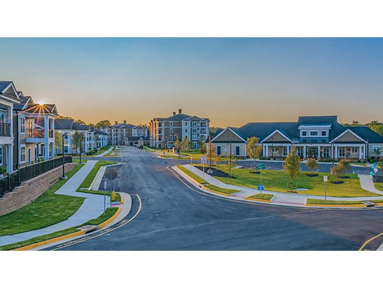 Open And Clean Community at Abberly Waterstone Apartment Homes by HHHunt, Stafford, VA, 22554