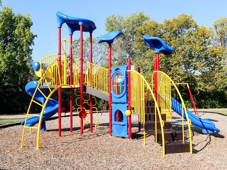 Playground at Woodhollow Apartments