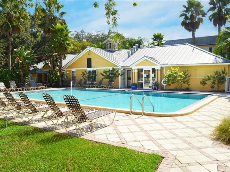 Pool Willowbrook Tampa Florida
