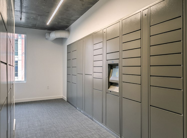 Luxor Package Locker at The Fowler, Boise, 83702