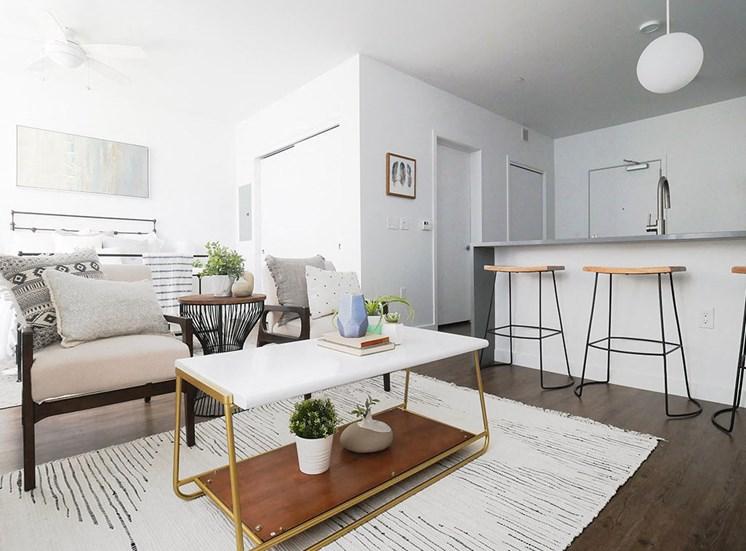 Studio Apartment at The Fowler, Boise, Idaho