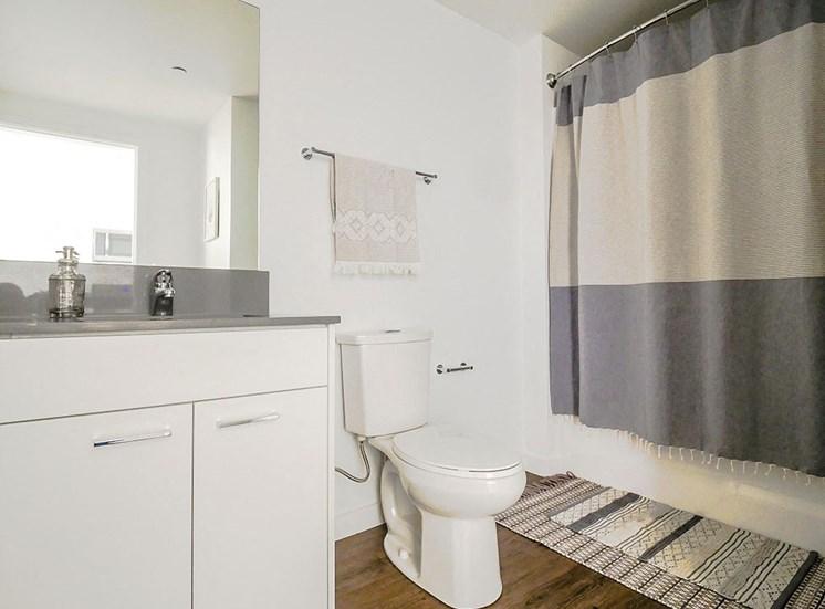 Spacious Bathrooms at The Fowler, Idaho, 83702
