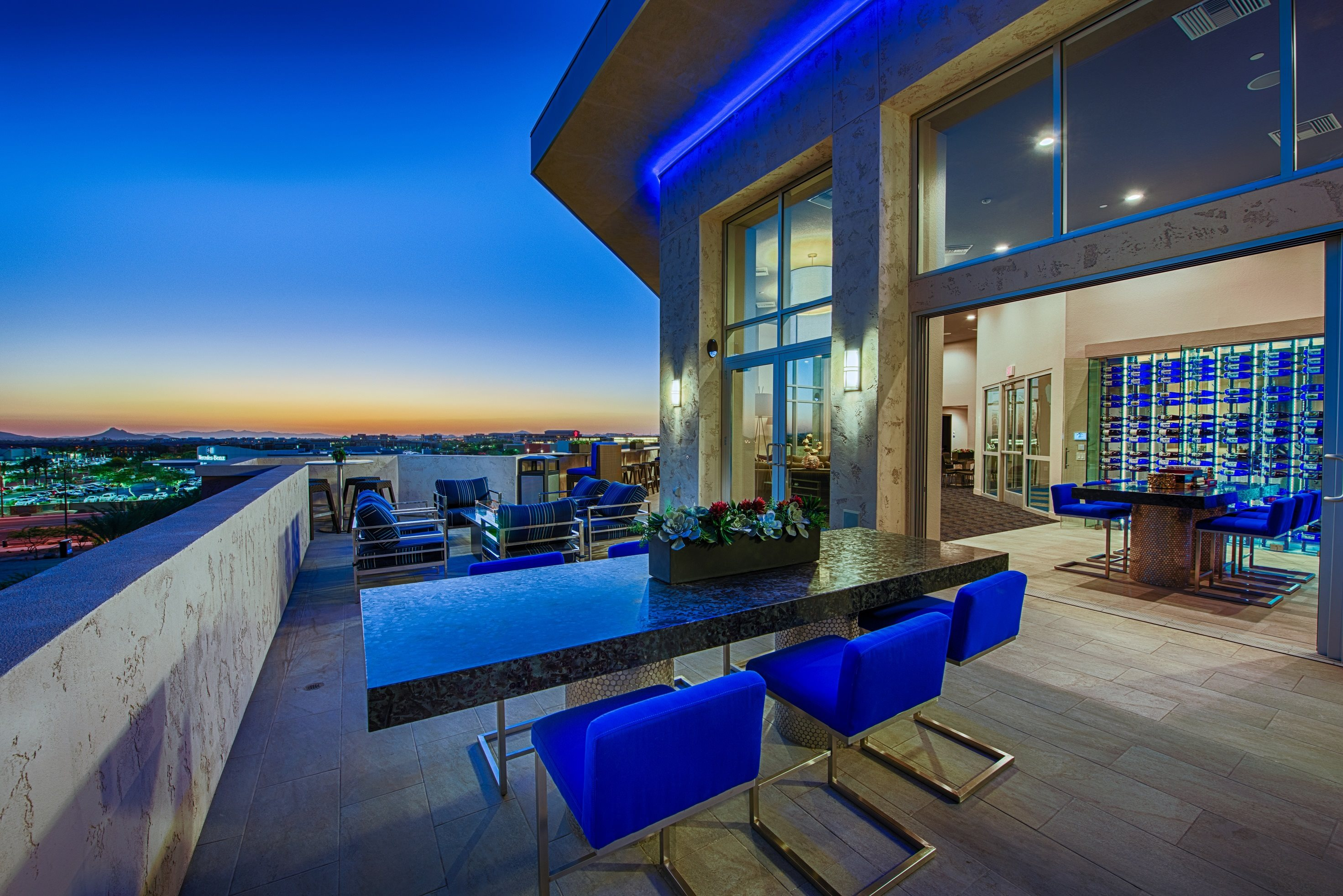 The View at Cascade Luxury Apartments
