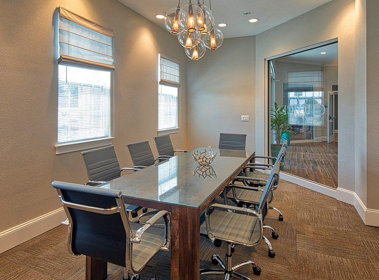 Conference Room for residents