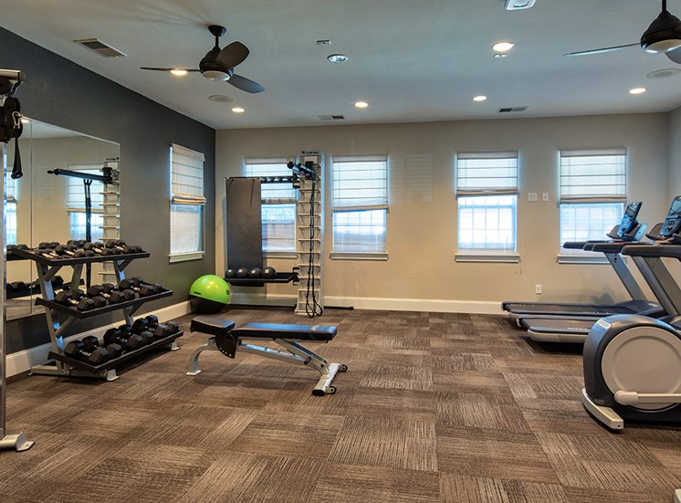 The Choices Apartments Fitness Center