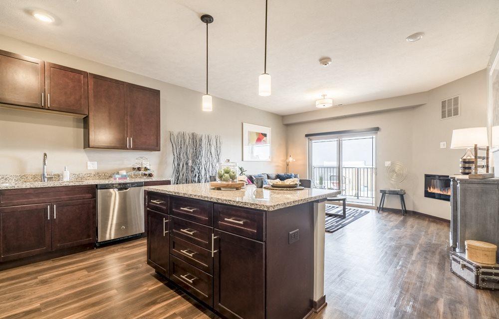 360 at Jordan West new luxury apartments near Jordan Creek in West Des Moines IA 50266