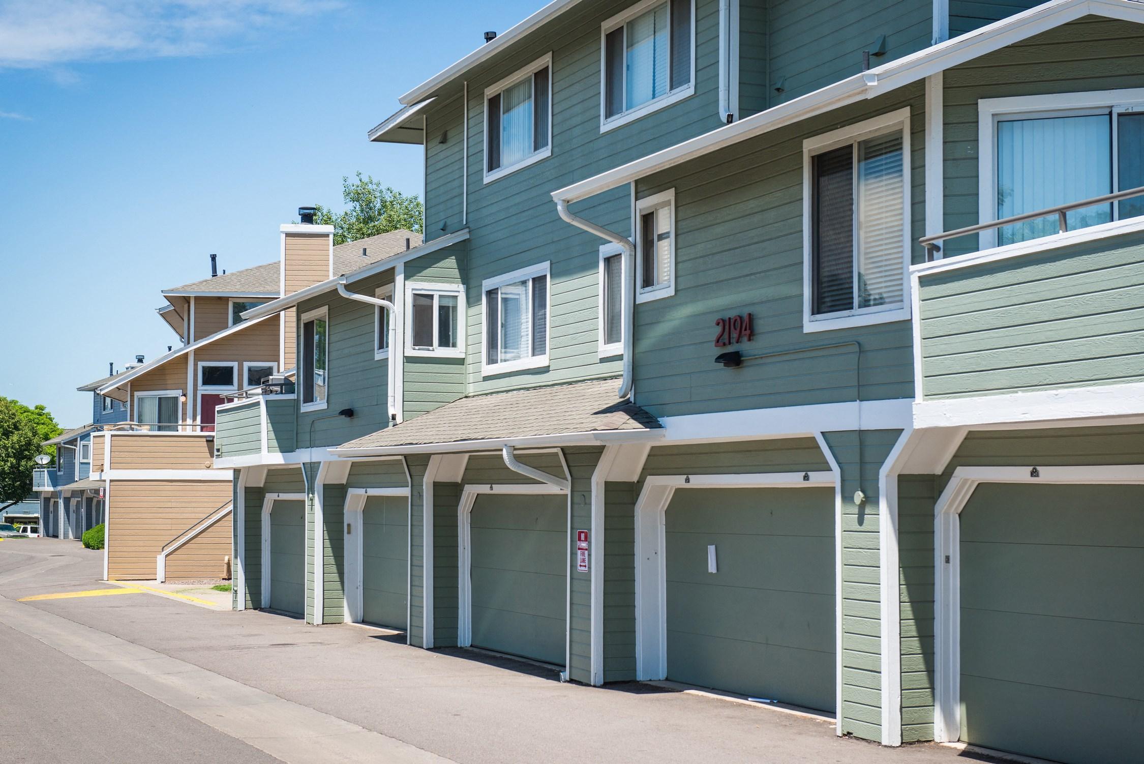 Conifer Creek Apartments In Aurora Co