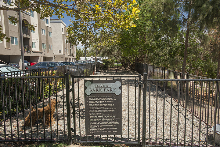 Dog Park l Davinci Apartments