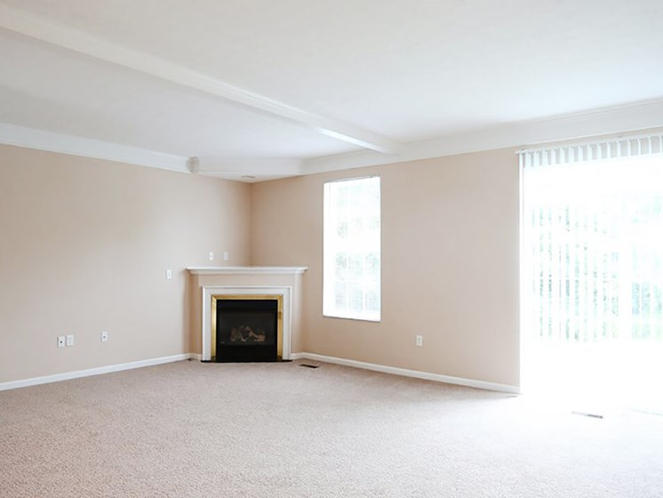 Reynoldsburg OH apartments with FIreplace