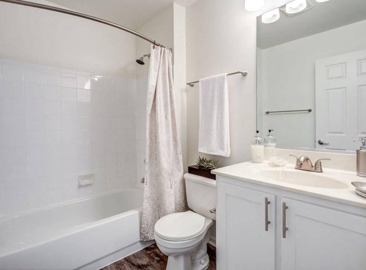 Spacious Bathrooms at The Retreat at Danada Farms, Wheaton, IL
