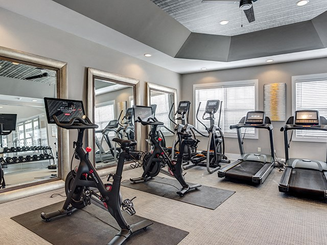 Fitness Center With Updated Equipment, at The Retreat at Danada Farms, Wheaton, IL 60189