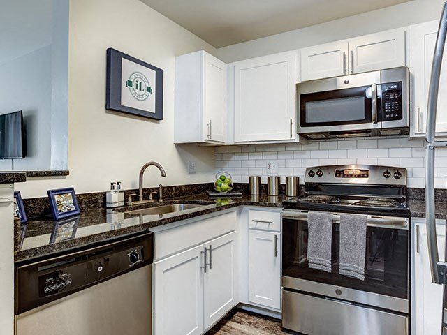 Chef-Inspired Kitchens Feature Stainless Steel Appliances, at The Retreat at Danada Farms, Wheaton, IL
