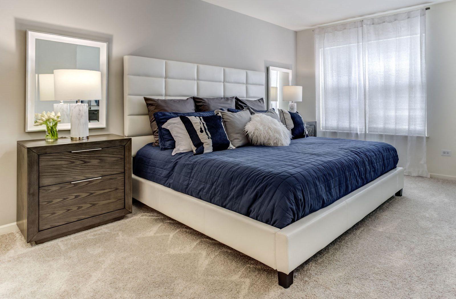 New Master Bedroom at Retreat at Danada Farms