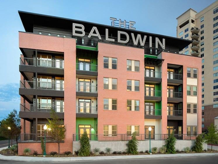 Mid-rise Apartments at The Baldwin at St. Paul Square, San Antonio, 78205
