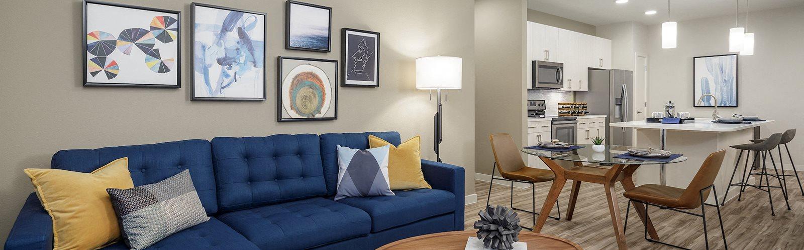 Renovated Apartments at The Baldwin at St. Paul Square, San Antonio, TX, 78205